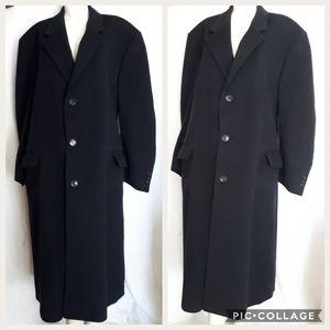 🛑 Wool Cashmere Overcoat